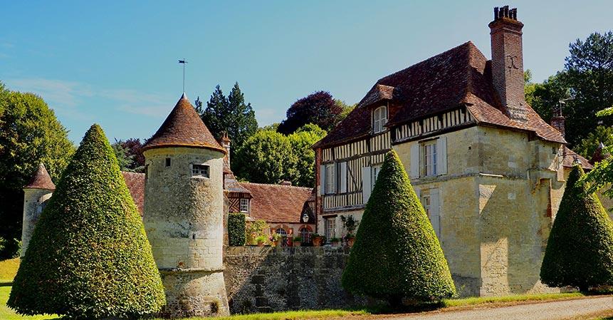Le marché des châteaux sort de sa torpeur